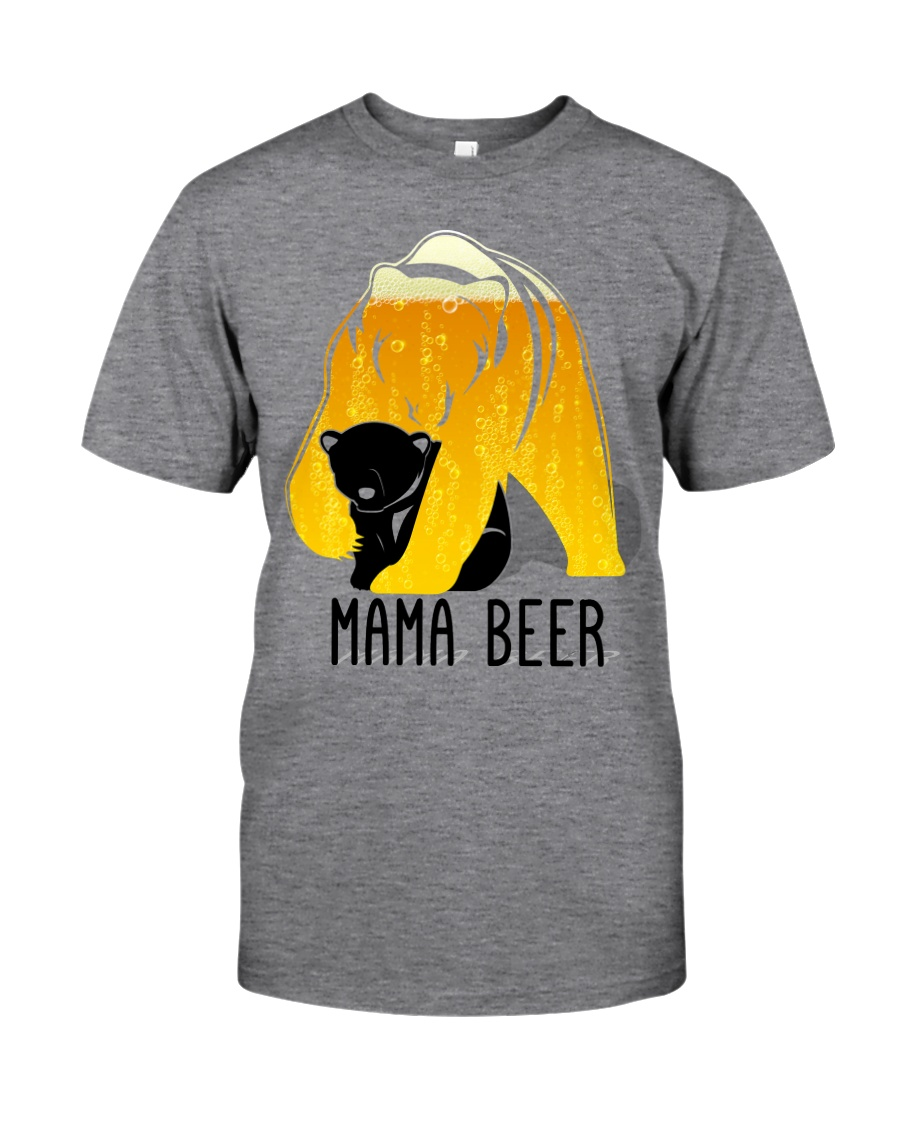 Mama Beer  Classic T-Shirt