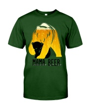 Mama Beer  Classic T-Shirt tile