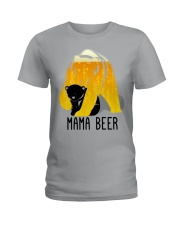 Mama Beer  Ladies T-Shirt thumbnail