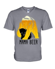 Mama Beer  V-Neck T-Shirt thumbnail