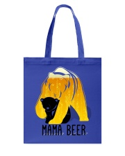 Mama Beer  Tote Bag thumbnail