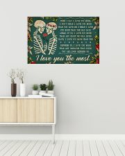 Family I Love You The Most 36x24 Poster poster-landscape-36x24-lifestyle-01