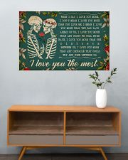 Family I Love You The Most 36x24 Poster poster-landscape-36x24-lifestyle-21