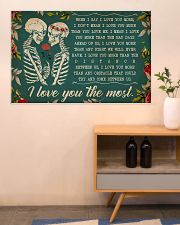 Family I Love You The Most 36x24 Poster poster-landscape-36x24-lifestyle-22