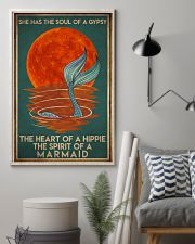 Mermaid She Has The Soul Of A Gypsy 16x24 Poster lifestyle-poster-1