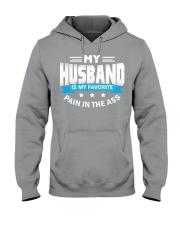 My husband is my favorite Hooded Sweatshirt thumbnail