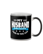 My husband is my favorite Color Changing Mug thumbnail
