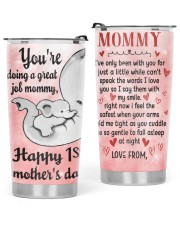 You're Doing A Great Job Mommy 20oz Cone Glitter Tumbler thumbnail