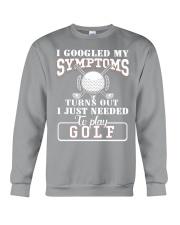 I Googled My Symptoms Crewneck Sweatshirt thumbnail