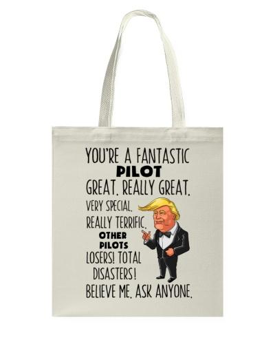 Pilot You're A Fantastic
