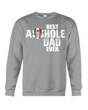 Best Asshole Dad ever Crewneck Sweatshirt thumbnail