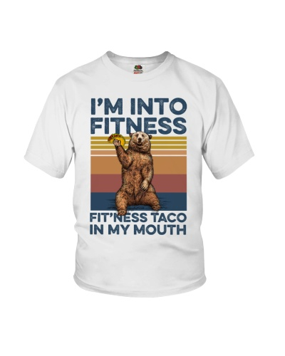 Fitness I'm Into Fitness