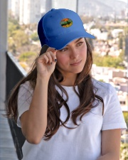 Limited edition Embroidered Hat garment-embroidery-hat-lifestyle-03