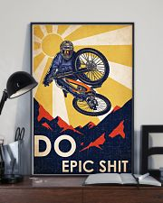 Cycling Do Epic 16x24 Poster lifestyle-poster-2