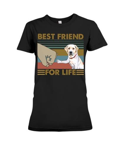 Dog Labrador Best Friend For Life