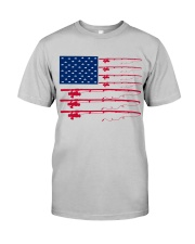 Fishing flag Classic T-Shirt thumbnail