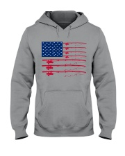 Fishing flag Hooded Sweatshirt thumbnail