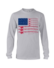Fishing flag Long Sleeve Tee thumbnail