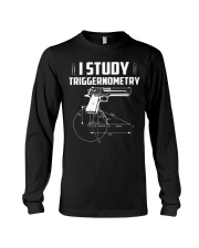 Gun  Long Sleeve Tee tile