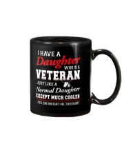 I have a daughter who is a nurse Mug thumbnail