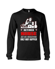 Retired Nurse Long Sleeve Tee thumbnail