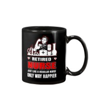 Retired Nurse Mug thumbnail