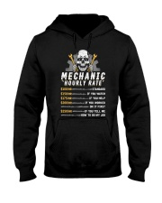 Mechanic Hourly Rate T-Shirt Hooded Sweatshirt thumbnail