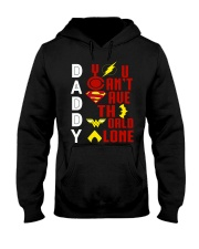 You Cant Save The World Alone Hooded Sweatshirt thumbnail