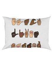 Love Rectangular Pillowcase thumbnail