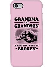 Grandma and Grandson Phone Case thumbnail