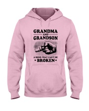 Grandma and Grandson Hooded Sweatshirt thumbnail
