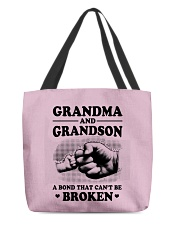 Grandma and Grandson All-over Tote thumbnail