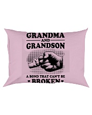Grandma and Grandson Rectangular Pillowcase thumbnail
