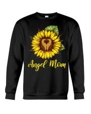Angel Mom Crewneck Sweatshirt thumbnail