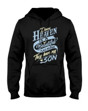 I Love You Son Hooded Sweatshirt tile