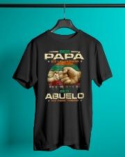 Ser Papa Ser Abuelo Classic T-Shirt lifestyle-mens-crewneck-front-3