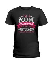 Great-Grandma Ladies T-Shirt thumbnail