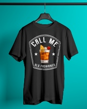 Old Fashioned Classic T-Shirt lifestyle-mens-crewneck-front-3