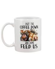 FUNNY HORSE MUG Mug back