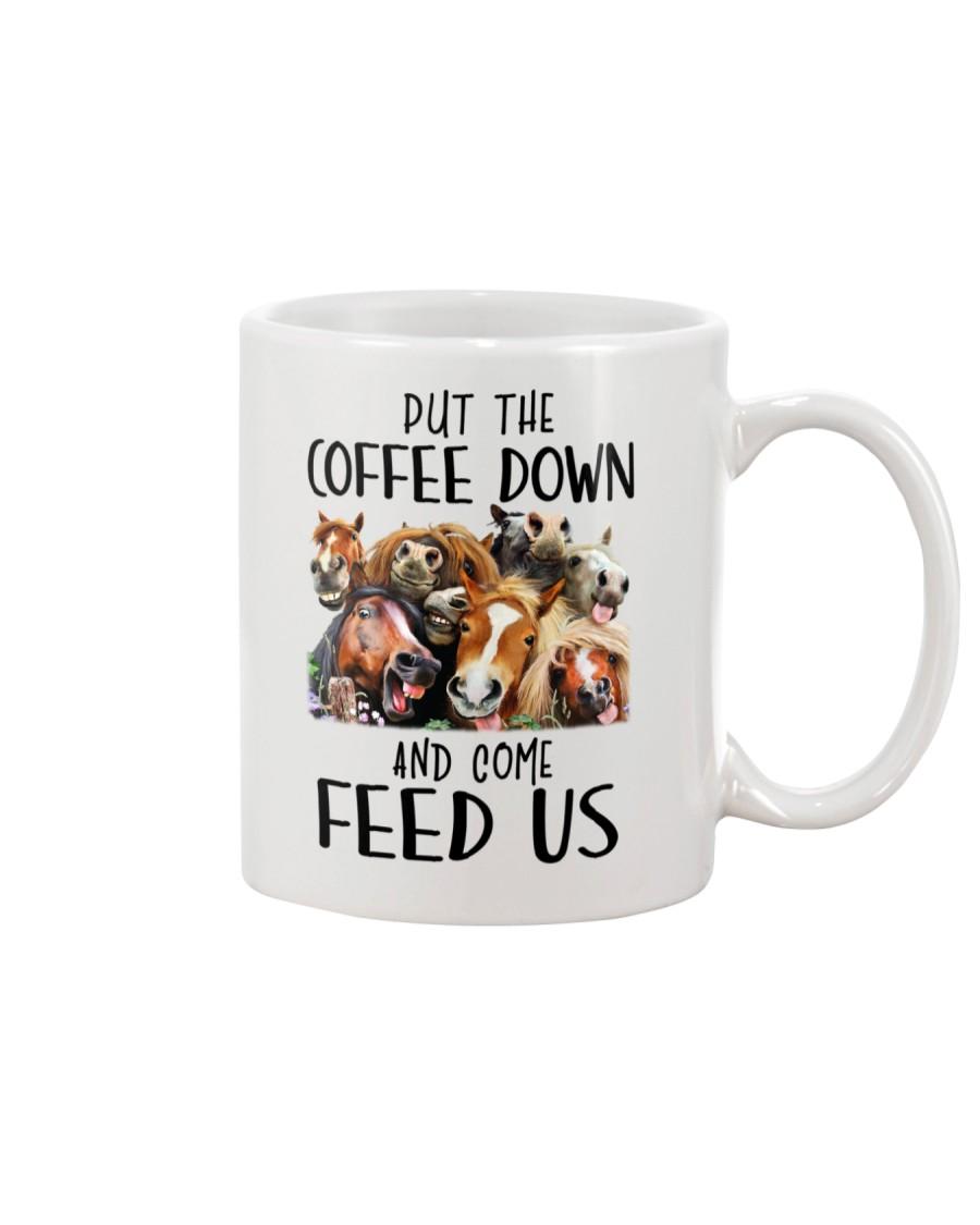 FUNNY HORSE MUG Mug
