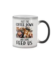 FUNNY HORSE MUG Color Changing Mug thumbnail