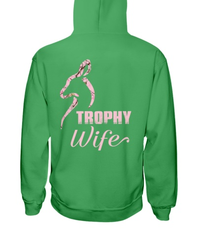 Women-Trophy Wife Buck Wild Husband - Couple