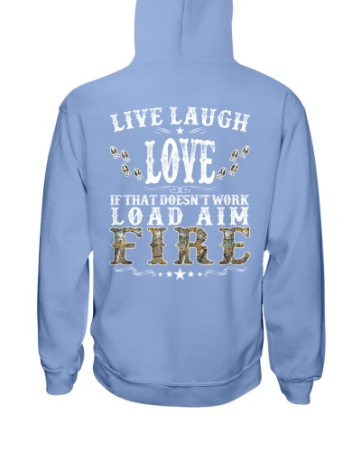 Hunting - Live Laugh Love