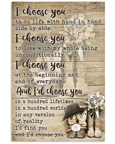 Husband Wife - I Choose You