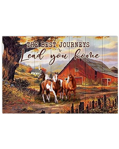 Horse - The Best Journeys Lead You Home