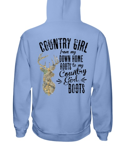 Hunting - My Country Girl Boots