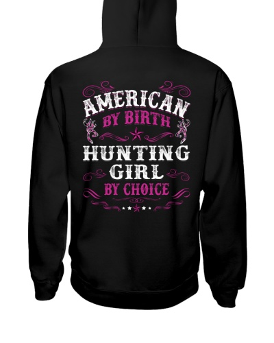 American By Birth Hunting Girl By Choice