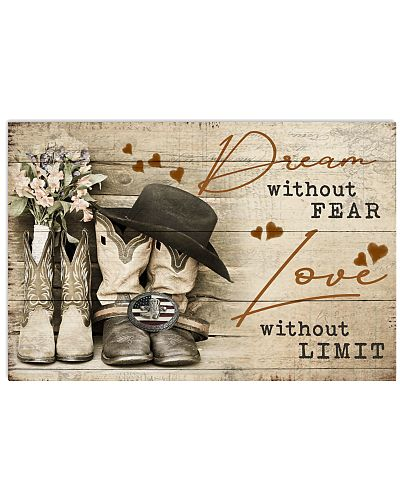 Country - Dream Without Fears Love Without Limits