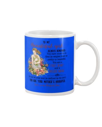 Daughter Mom - Always Remember - Mug