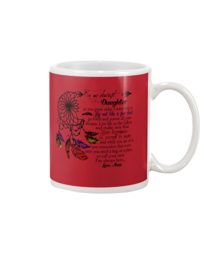 Daughter Mom - I Am Always Here - Mug